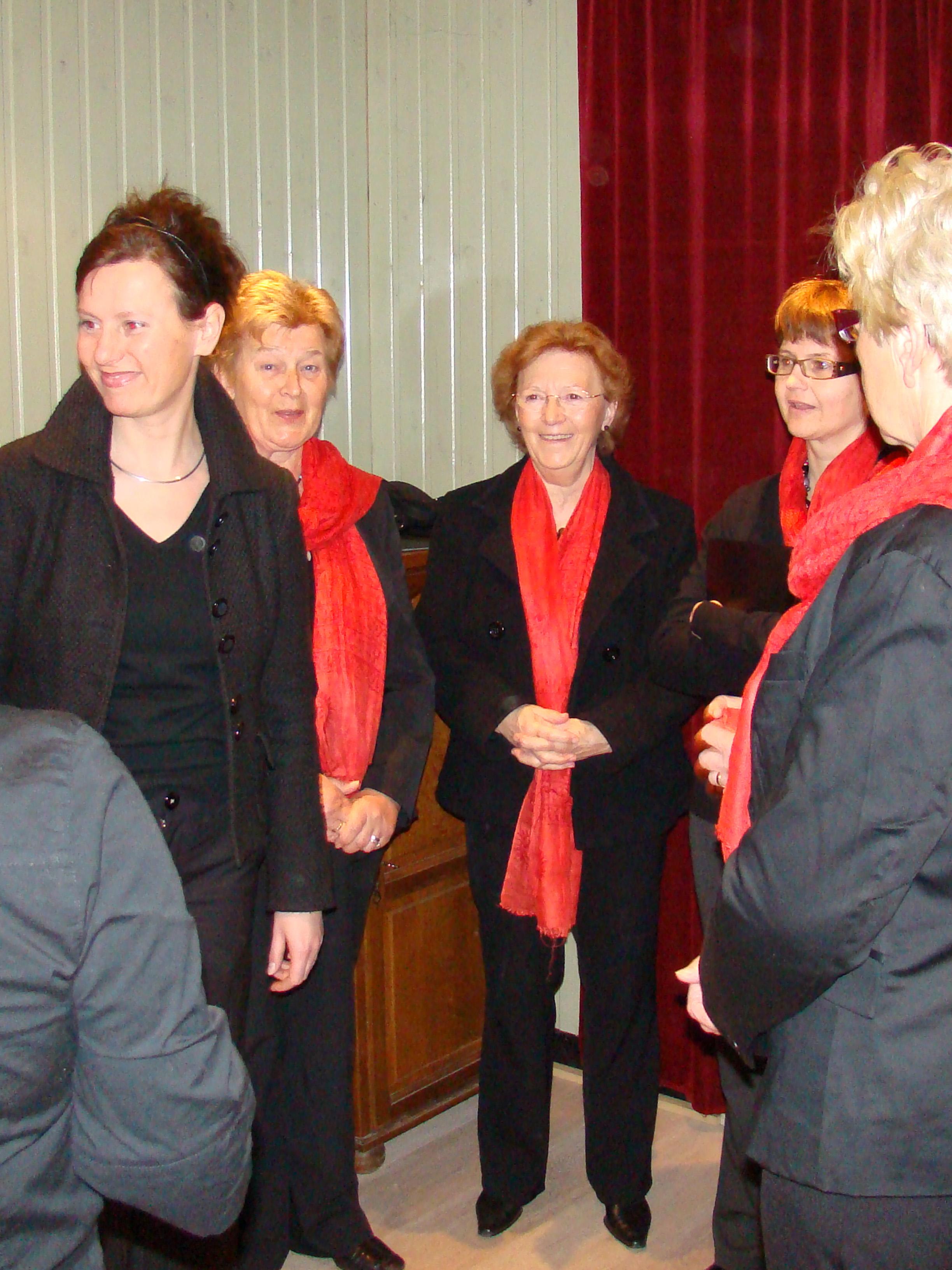 Mis 2009/03/22 Cantando Wijn