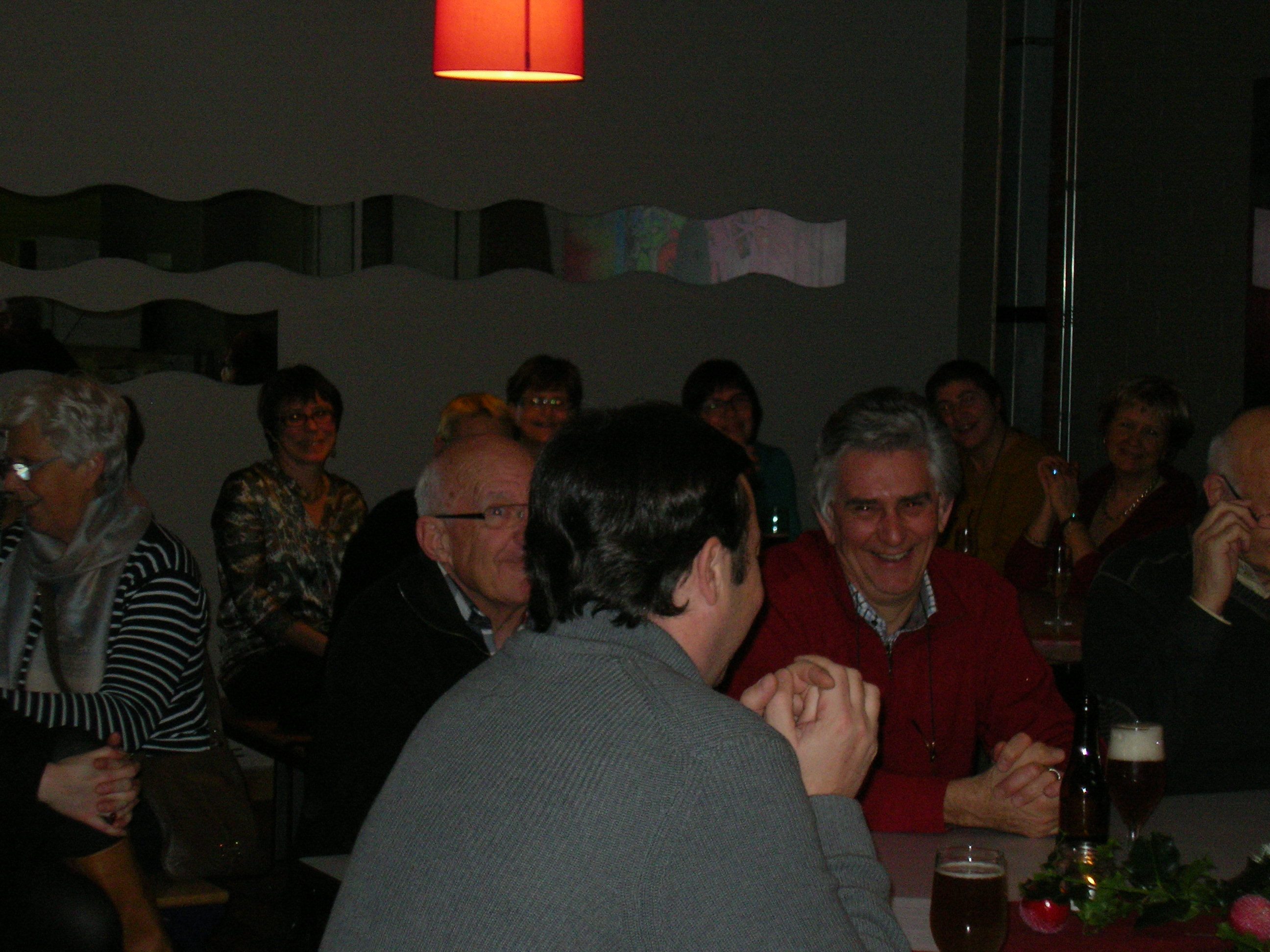 Nieuwjaarsreceptie 2014/01/08 Cantando Wijn